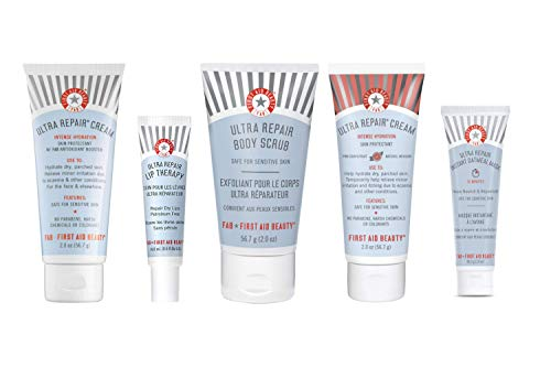 First Aid Beauty Discovery Kit: 5-Piece Limited Edition Set