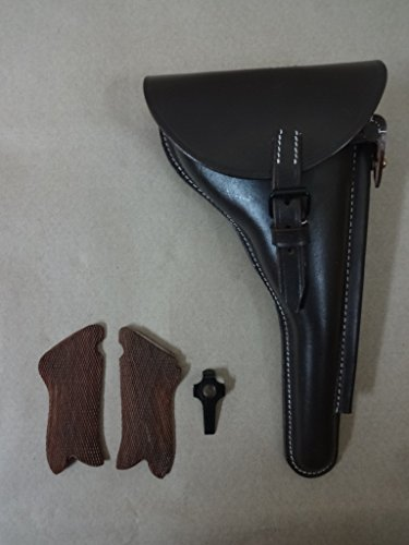 """WWII P08 Holster 6"""" Barrel w/Take Down Tool and Hand for sale  Delivered anywhere in USA"""