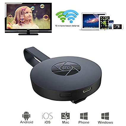 Amazon com: FidgetGear HDMI Wireless WiFi Adapter to TV for