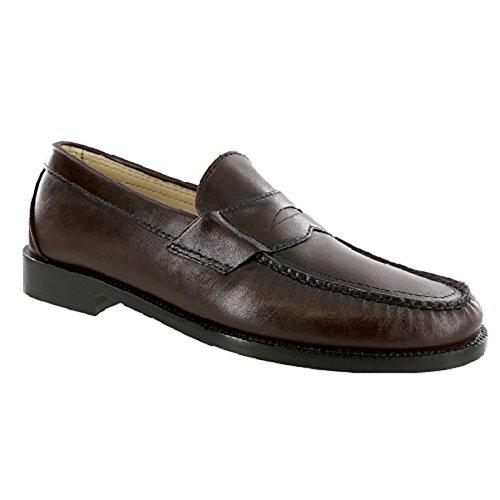 Sas Diplomat Marron Chaussures Pour Hommes