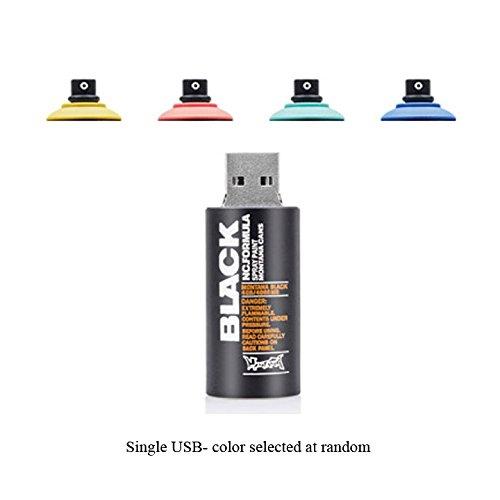 Usb Stick 4Gb Montana Spray Can Asst/Colors