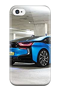 Ryan Knowlton Johnson's Shop 6661724K63481404 Case Cover, Fashionable Iphone 4/4s Case - Bmw I8