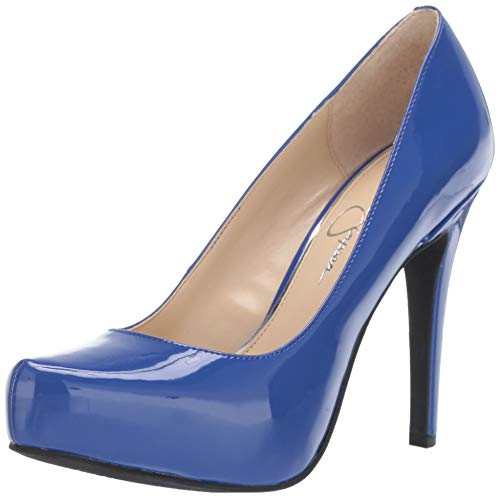 - Jessica Simpson Women's PARISAH Shoe, Blue Violet, 11 M US