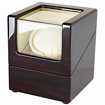 CHIYODA Handmade Wood Single Watch Winder