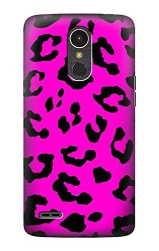 Innovedesire Pink Leopard Pattern Funda Carcasa Case para LG ...