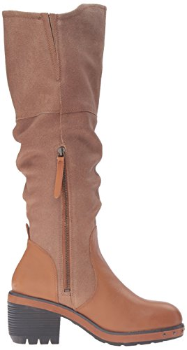 Caterpillar Womens Penelope Harnas Boot Caramel