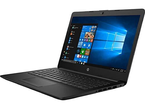 HP 14 Pentium Gold 14-inch Thin and Light Laptop (4GB/256GB SSD/Windows 10 Home/Jet Black/1.47 kg), 14q-cs0018TU