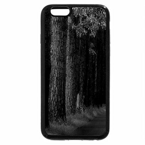 iPhone 6S Plus Case, iPhone 6 Plus Case (Black & White) - Green Mile