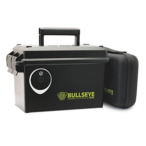 Bullseye 1 Mile Mobile Phone and Tablet Wireless Shooting Target Range Camera