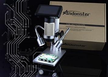 Hdmi usb digital mikroskop lange arbeitsabstand pcb löten