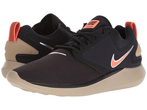 [NIKE(ナイキ)] メンズランニングシューズ?スニーカー?靴 LunarSolo Black/Total Crimson/Khaki 13 (31cm) D - Medium
