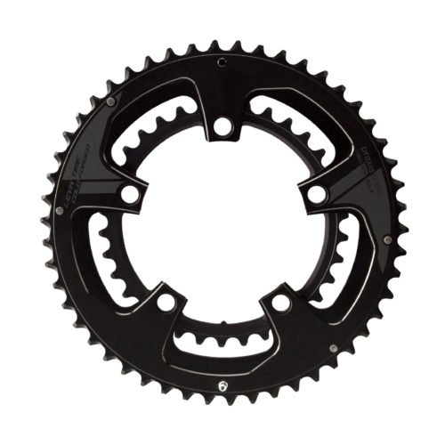(praxisworks/プラクシスワークス)(自転車用チェーンリング関連)チェーンリング ROAD 110PCD 50/34 ブラック (BUZZ) B01L8T6B7M