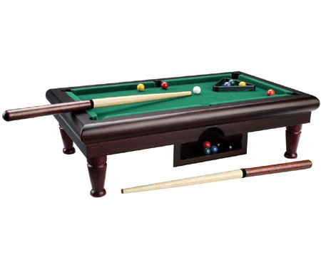 Discovery Desktop Pool Table