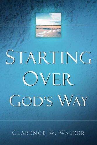 Books : Starting Over God's Way