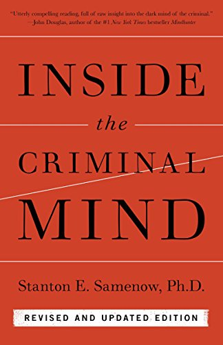 Inside the Criminal Mind: Revised and Updated Edition cover