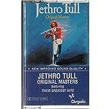 Jethro Tull: Original Masters Cassette VG++ Canada Chrysalis CHMC-41515