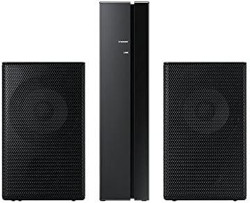 Samsung SWA-9000S Conjunto de Altavoces 2.0 Canales Negro - Set de Altavoces (2.0 Canales, Universal, Negro, Corriente alterna, 364 mm, 252 mm): Amazon.es: Electrónica