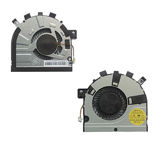 Laptop CPU Cooling Fan for Toshiba M50-A M40t-AT02S M40t E45T U40T AB07505HX060300 ADDA DC 5V 0.50A OCWZRMAA (Toshiba Dc Fan)