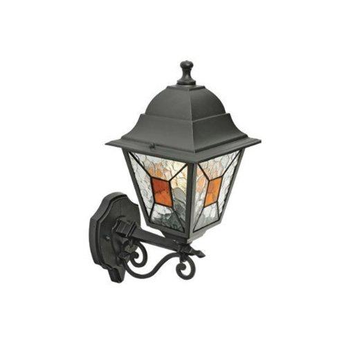 Applique in alto con vetro tiffany lampada classica per esterno ...