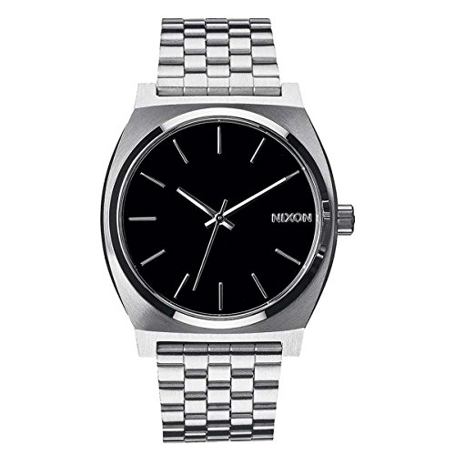 nixon-mens-a045-000-minimal-the-time-teller-stainless-steel-watch