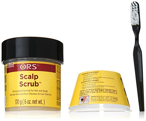 Namaste Organic Root Stimulator (Organic Root Stimulator Scalp Scrub Stimulating Formula for Hair and Scalp, 6 Ounce)
