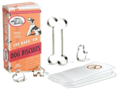 You Bake 'em Dog Biscuits by Running Pres