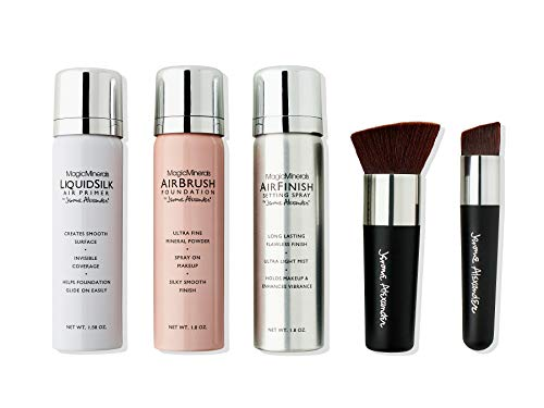 MagicMinerals Deluxe AirBrush Foundation