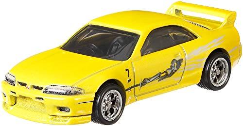 (Hot Wheels Nissan Skyline GTR R33)