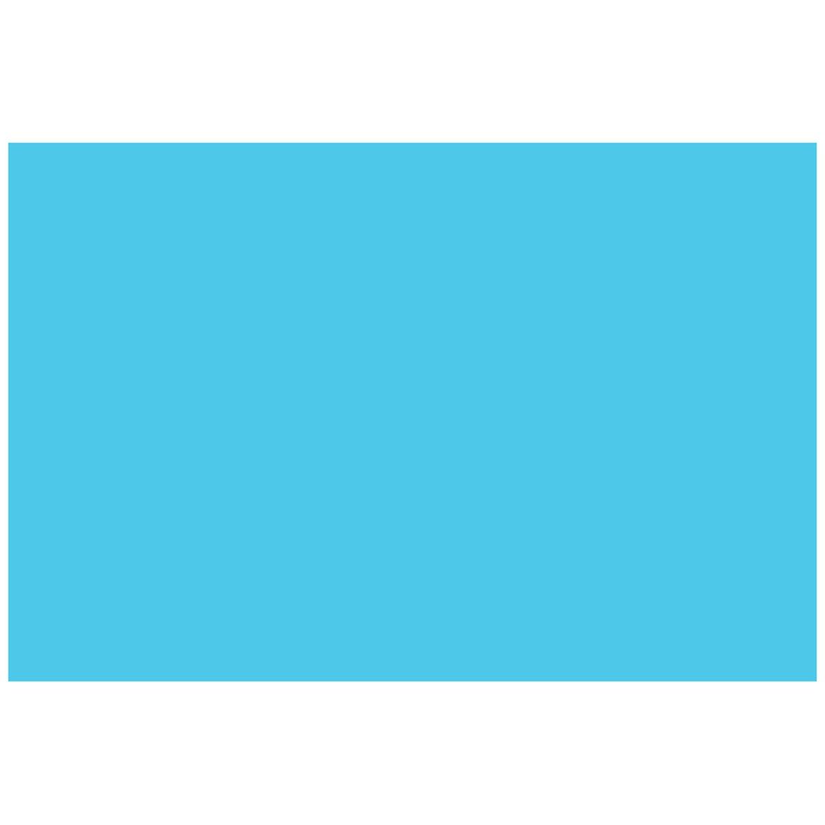PDC Healthcare CS-BL Label Compatible with CS-2 Guns Paper, Permanent, 1'' Core, 15/16'' x 5/8'', Blue (Pack of 24000)