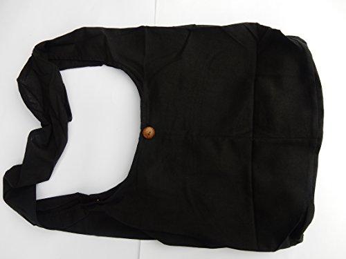 BLACK Blue Cross Women's Thaishop black Ariyas Body Bag large Dark Yzfqn1w