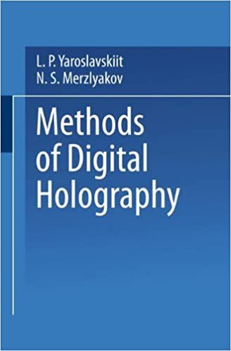 Methods of Digital Holography