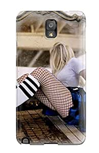 Brand New Note 3 YY-ONE For Galaxy (celebrity Avril Lavigne)