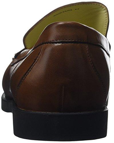 Mocasines Cognac Steptronics para 021 Marrón Hombre Montana Uqq1w5T