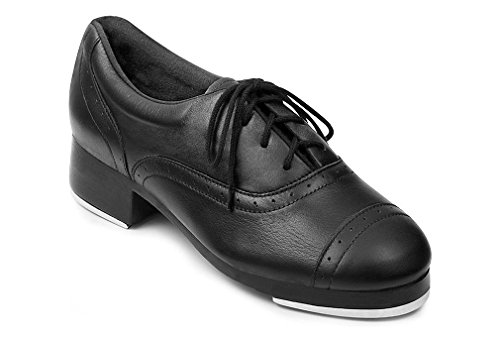 Bloch Männer Jason Samuels Smith Lace Up Tanz Oxfords Schwarz
