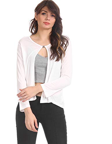 Sugr by Unlimited Women's Synthetic Shrug