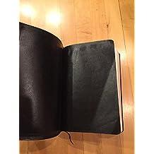 Nelson 2355 Spirit Filled Life Bible in Black Leather - Large Print, NKJV