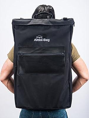 Ambi Bag -- Artwork Portfolio Backpack by Ambi Bag