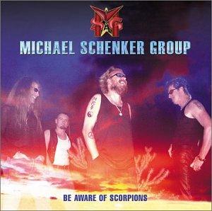 Michael Group Schenker - Be Aware of Scorpions - Amazon ...