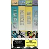 Elvis Commemorative Collection Presley Pack - Volume 2 (Follow That Dream / Jailhouse Rock / Kid Galahad / Kissin' Cousins) [VHS]