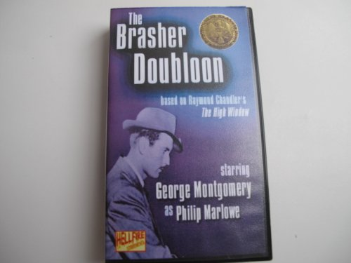 The Brasher Doubloon -- based on Raymond Chandler's The High Window