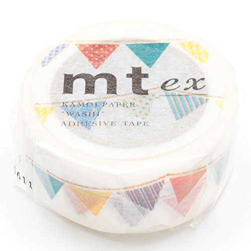 MT Masking Tape - Flag (MTEX1P82)