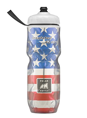 Polar Bottle Big42 Insulated Water Bottle - 42oz. {Stars and Stripes}