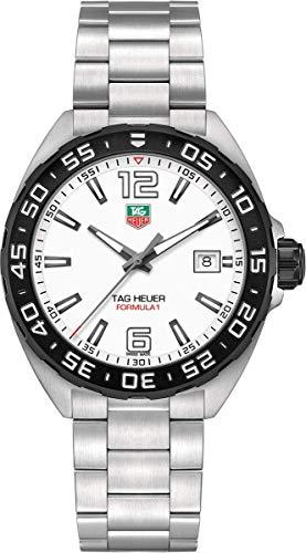 - TAG Heuer Men's WAZ1111,BA0875 Formula 1 Stainless Steel Bracelet Watch