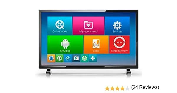 BSL Television 32 Pulgadas | Smart TV | Sistema Operativo Android 7.0 | Sintonizador DVBT2 | Conectividad WiFi y ...