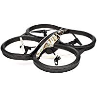 Parrot AR Drone 2.0 Elite Edition App Controlled Quadcopter Sand