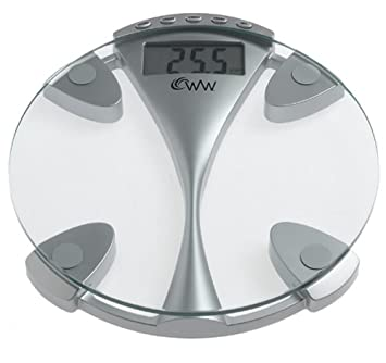 Weight Watchers by Conair Glass Memory Electronic Scale. Amazon com  Weight Watchers by Conair Glass Memory Electronic