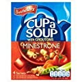 Batchelors Cup A Soup with Croutons Minestrone 4S from Premier Foods