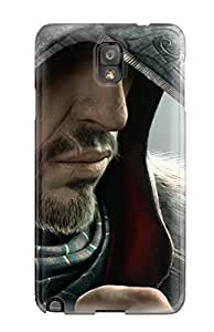 Richard V. Leslie's Shop New Style Cute Appearance Cover/tpu Assassin's Creed Revelations 2012 Case For Galaxy Note 3