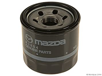 2014 2014 Mazda 3 Engine Oil Filter