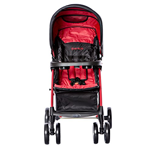 Dream On Me Maldives Lightweight Stroller, Red by Dream On Me (Image #2)